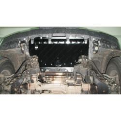 Купити Захист радіатора Nissan Navara 2010-2014 - Полігон-Авто