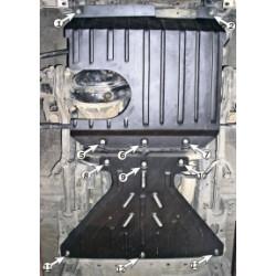 Купити Захист двигуна Nissan Patrol GR Y61 від 2003 - Полігон-Авто