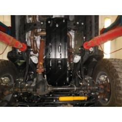 Купити Захист двигуна КПП Jeep Wrangler Rubicon від 2011 - Полігон-Авто
