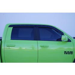 Купити Вітровики на вікна для Dodge RAM 2009-2018 QuadCab - ToughGuard TV6R09QC