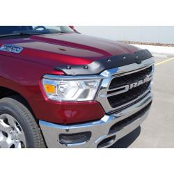 Купити Дефлектор капота для Dodge RAM від 2019 з болтами - ToughGuard TG6R19