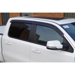 Купити Вітровик вікна для Dodge RAM від 2019 - CrewCab ToughGuard TV6R19CC