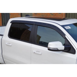 Купити Вітровик вікон для Dodge RAM від 2019 QuadCab - ToughGuard TV6R19QC