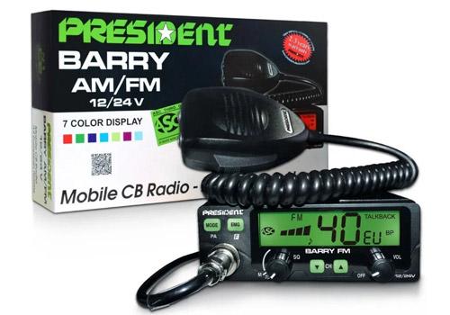 Радиостанции President