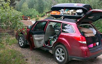 6 нюансів при виборі боксу на дах автомобіля