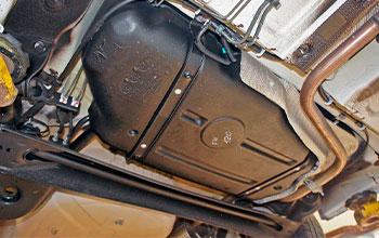 Как почистить топливный бак?