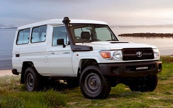 Toyota випустить рестайлінг свого культового позашляховика