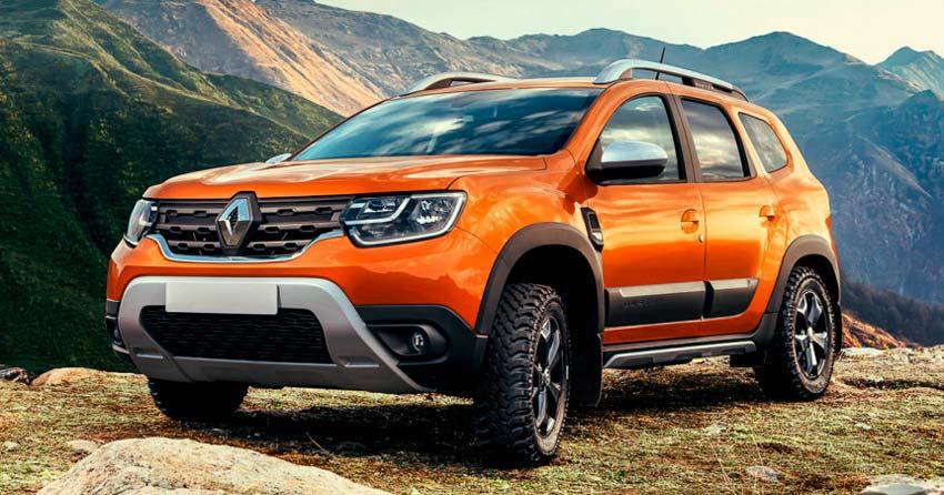 Зустрічайте свіжий Duster від Renault вже в Україні