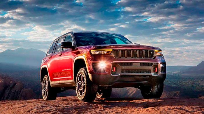 Jeep офіційно представив нове покоління Grand Cherokee