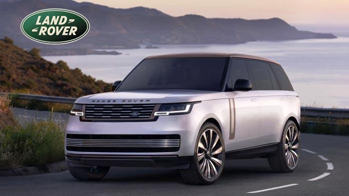 Зустрічайте — новий Range Rover