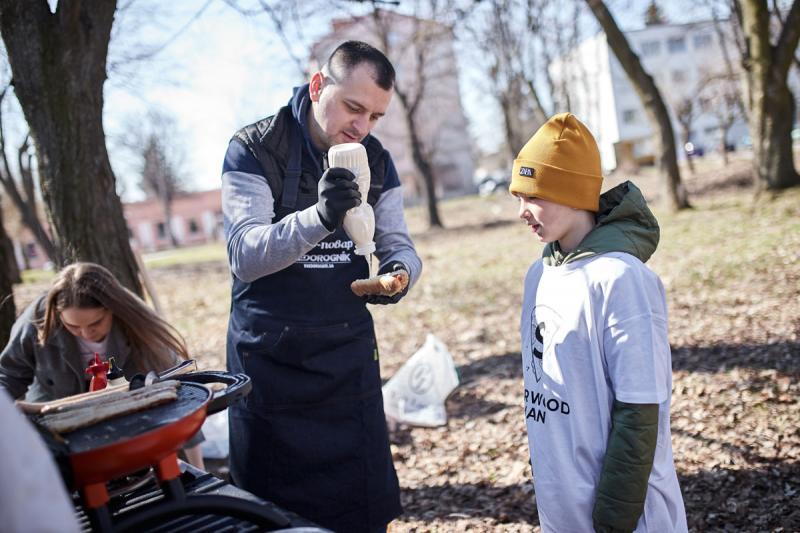 Компания Vnedorognik.ua приняла участие во всемирной акции «1 млн деревьев за 1 день в 100 городах мира» image 1