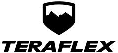 Adjustable Rear Lower Alpine Flexarm lift 2-4'' Teraflex - Jeep Wrangler JK 07-18 brand image