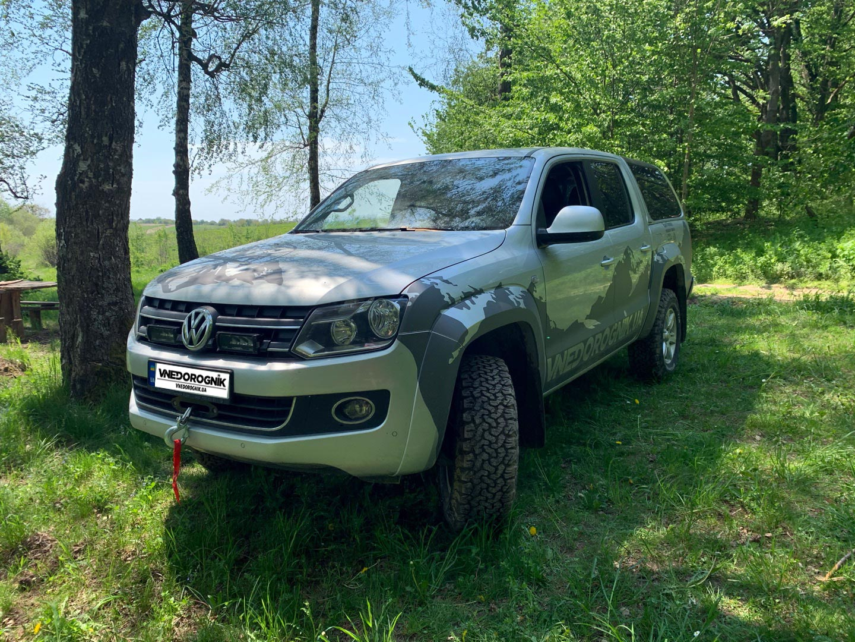 Тюнінг Volkswagen AMAROK Vnedorognik.ua