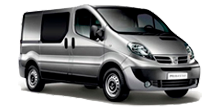 PRIMASTAR фургон (X83)