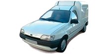 COURIER фургон (F3L, F5L)