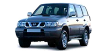 TERRANO II Van (R20)
