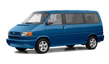 EUROVAN IV фургон (70XA)