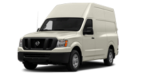 NV 2500 Standard Cargo Van (US)