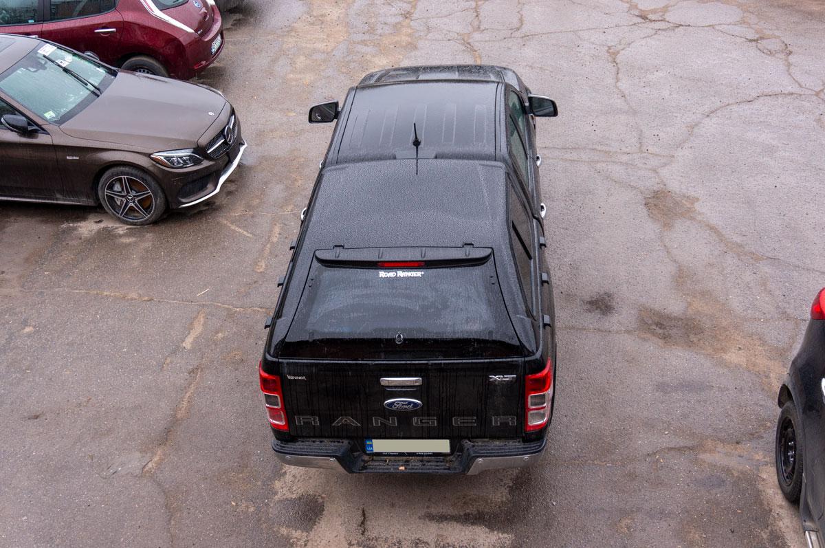 Установка кунга на Ford Ranger (Форд Ранджер) image 9