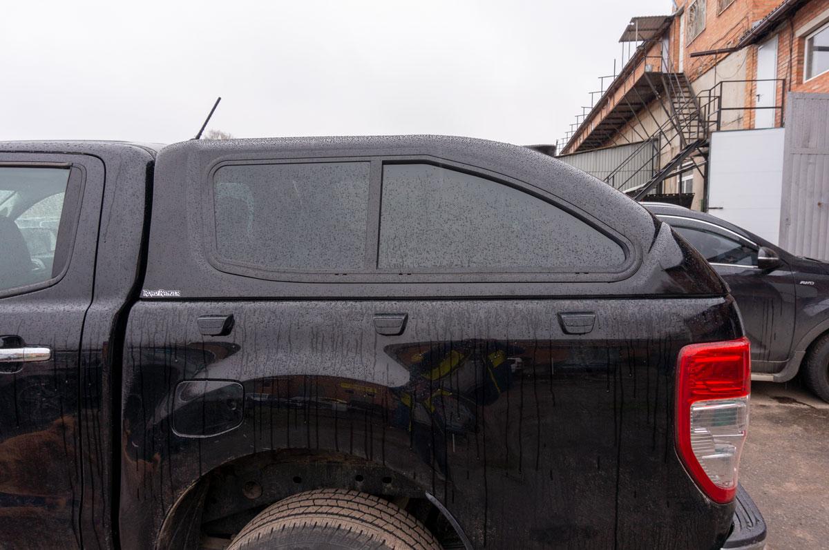 Установка кунга на Ford Ranger (Форд Ранджер) image 6